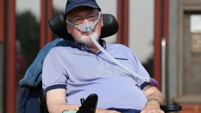 Terminally ill Noel Conway is continuing his legal fight for an assisted dying law.