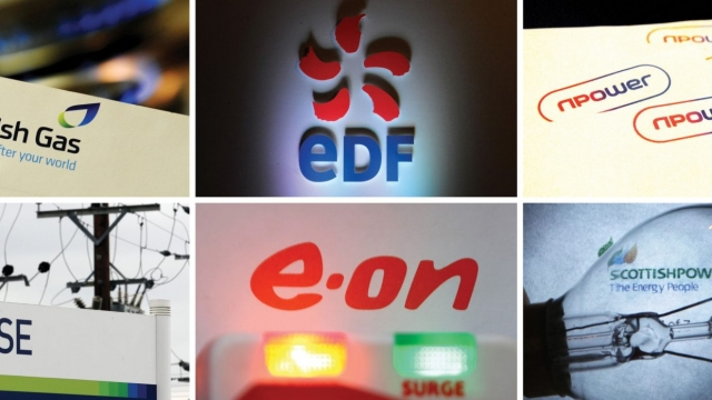 British Gas, EDF, Npower. SSE, Eon and Scottish Power all languish behind medium-sized energy providers when it comes to customer satisfaction - and switching could save you money (Photo: PA)