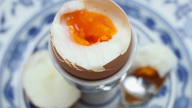How to boil an egg, according to science