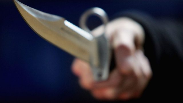 Knife crimes in schools are on the rise. (Getty)