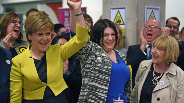 The SNP took control of Glasgow Council last year after almost 40 years of a Labour administration (Photo: Getty)