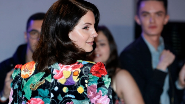 Lana Del Rey has been in discussions with Radiohead since August. Photo: Andreas Rentz/Getty