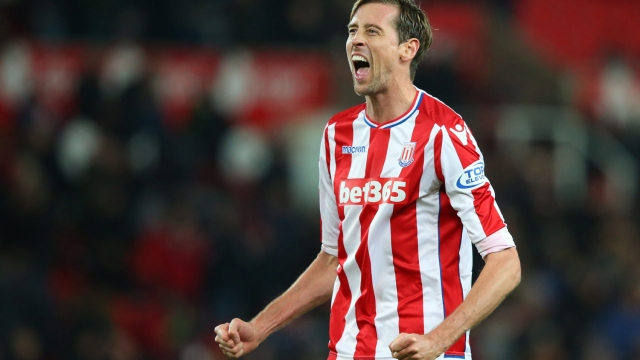 Long-legged men, like Peter Crouch, make women go weak at the knees, according to scientists.