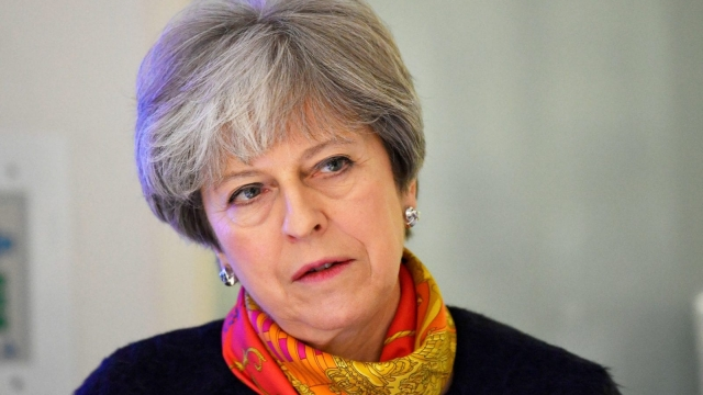 Prime Minister Theresa May has dropped plans to hold a vote on the fox-hunting ban (Getty Images)