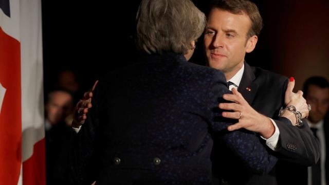 Macron May