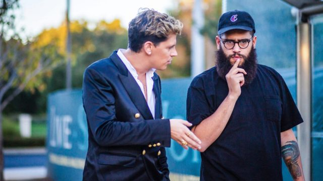 Article thumbnail: Jamali Maddix speaks with right-wing advocate Milo Yiannopoulos at the University of California, Berkeley