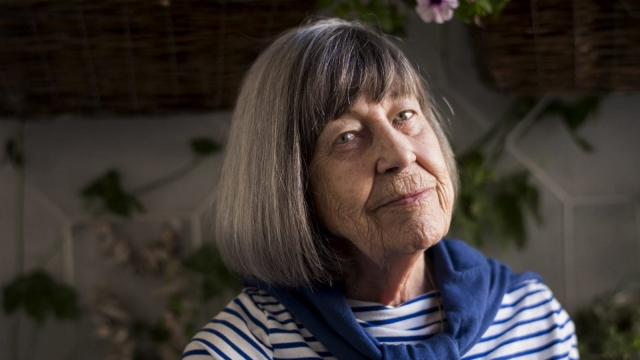 Margareta Magnusson (Alexander Mahmoud)