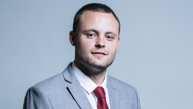 Ben Bradley has come under fire for comments he made about free school meal vouchers (Photo: Parliament portrait)
