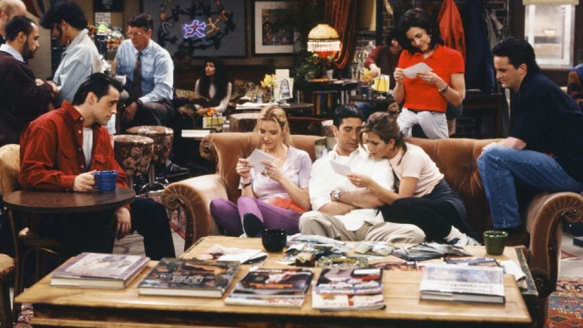 Friends ran for 10 seasons between 1994 and 2004