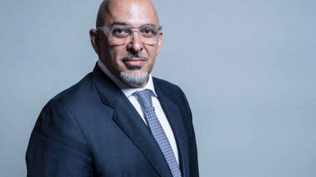 Nadhim Zahawi said he left the Presidents Club event early (Parliament)