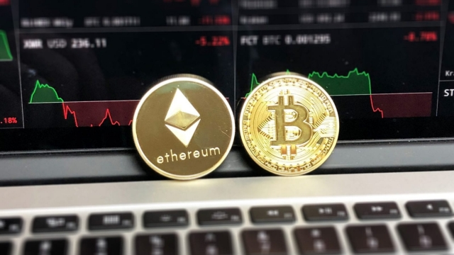 There is more to crypto than Bitcoin - from the next best known Ethereum network to more niche products