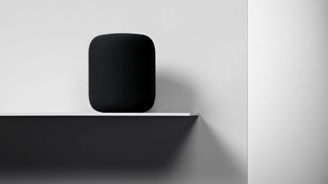HomePod: on sale on 9 February (Photo: Apple)