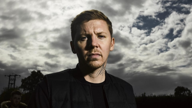 Professor Green is also a campaigner on mental health issues.