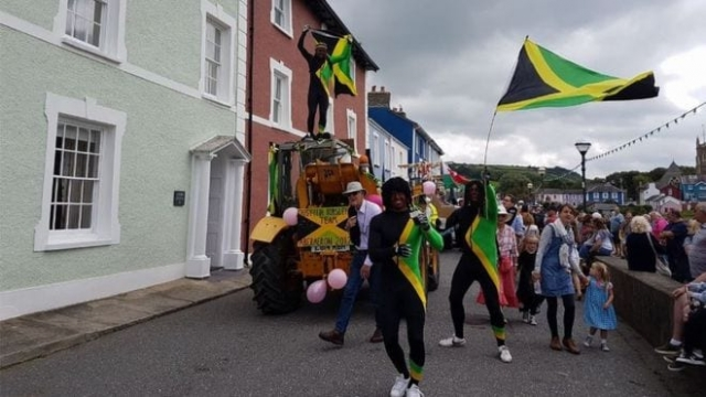The men issued an apology to the 1988 Jamaican Olympic Bobsleigh team (Photo: BBC News)