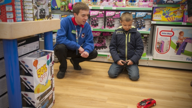 """The Entertainer is trialing daily """"quiet hours"""" at all 145 of its UK stores, a move praised by The National Autistic Society (Photo: the Entertainer)"""