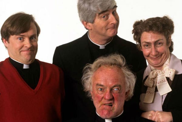 Father Ted main