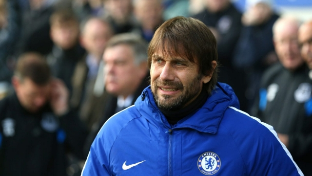 Could the Premier League title-winning curse strike again? Antonio Conte looks on the verge of the sack at Chelsea (Getty Images)