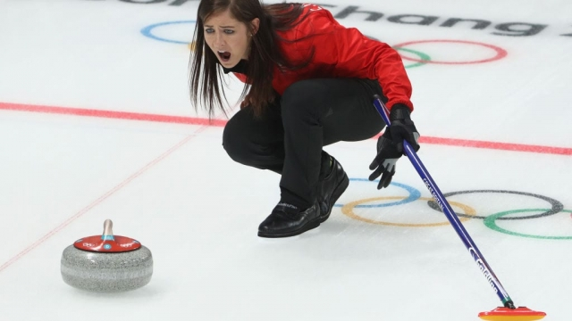 Curling has seen a surge in interest thanks to the exploits of Team GB, led by Eve Muirhead (Photo: Getty)