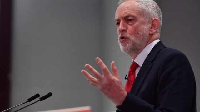 Jeremy Corbyn is due to address the Scottish Labour conference on Friday (Photo: Getty)