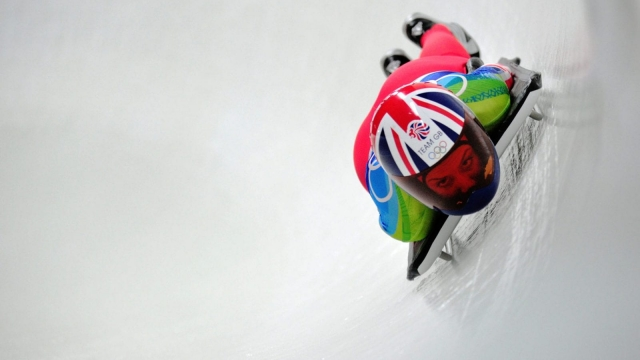 Amy Williams won Winter Olympics gold for Team GB at the 2010 Vancouver games (Getty Images)