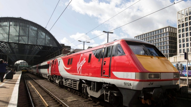 A Virgin Trains East Coast service leaves London. (File photo: David Parry/PA Wire)