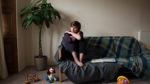 The number of deaths compared the same time last year have quadrupled (Photo: Laura Dodsworth / Scottish Women's Aid)