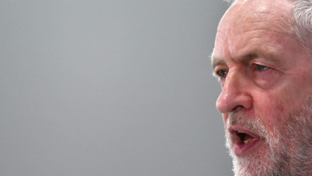 Jeremy Corbyn has been accused of failing to get a grip of anti-semitism in Labour