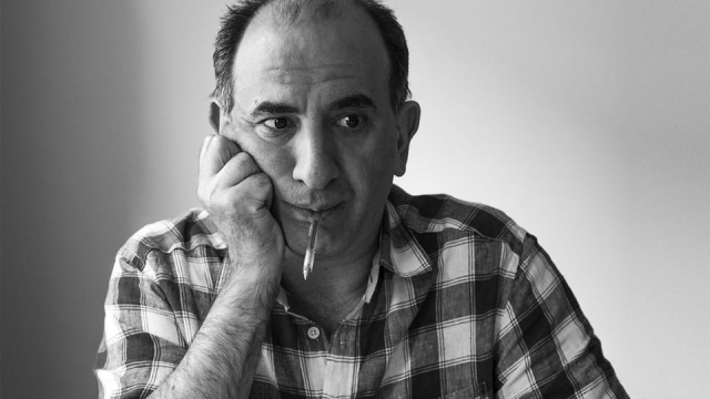 Armando Iannucci has created some of comedy's greatest characters, from Alan Partridge to Selina Meyer