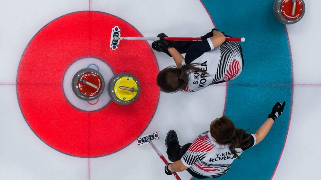Interest in curling has grown in the UK (AFP PHOTO / François-Xavier MARITFRANCOIS-XAVIER MARIT/AFP/Getty Images)