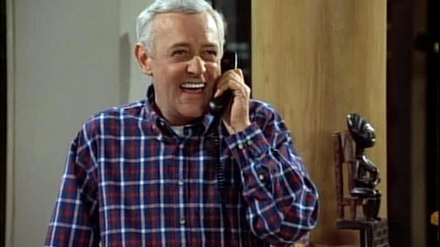 John Mahoney played beloved character Martin Crane for all 11 seasons of Frasier