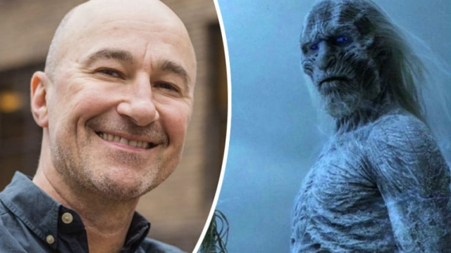 Ross Mullan stepped into the icy shoes of the instantly-iconic Game of Thrones nemesis