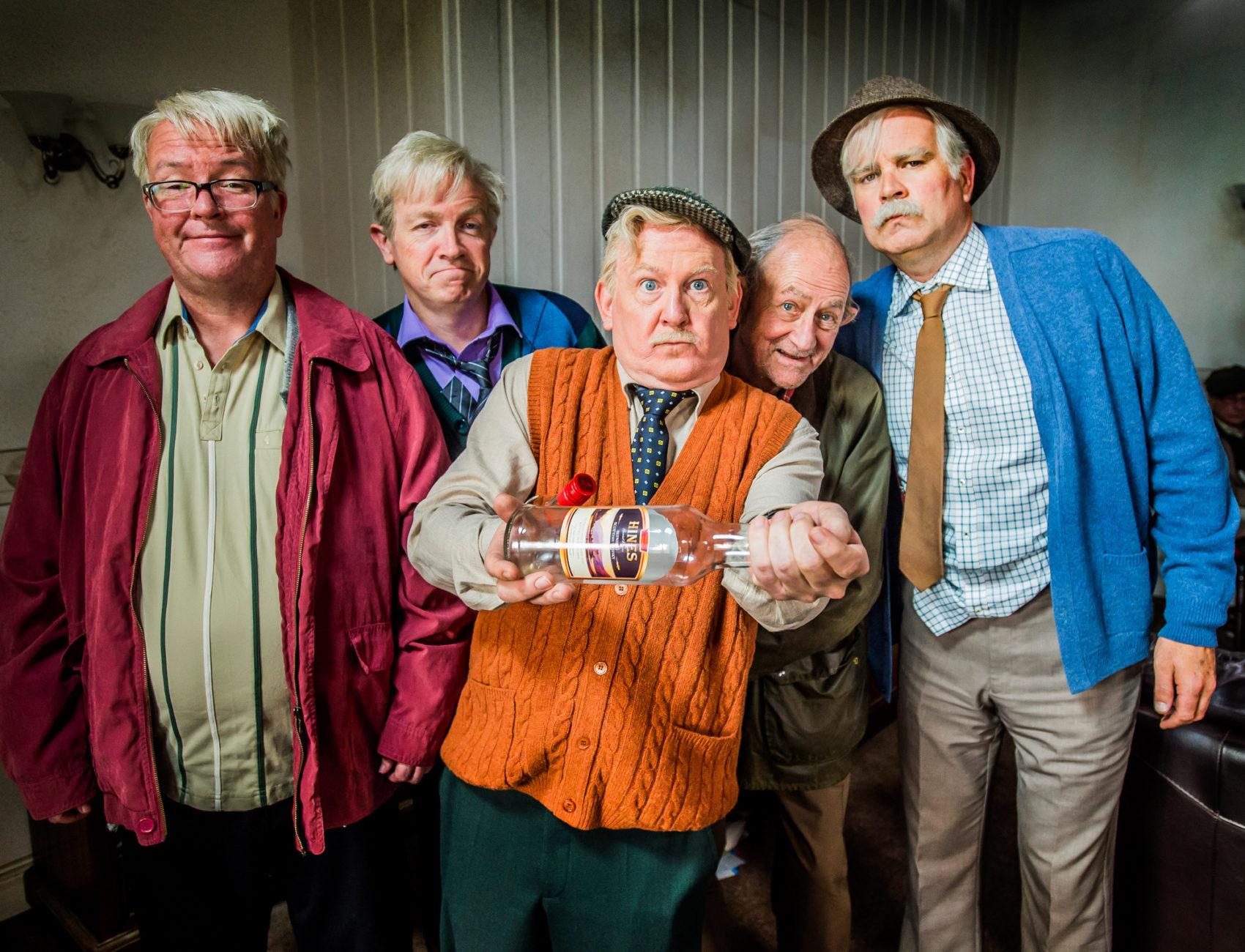 Article thumbnail: The Craigland residents are up to their old tricks in Still Game
