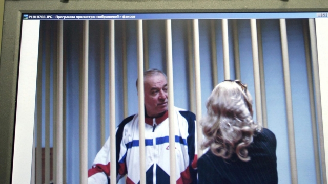 Sergei Skripal, a retired Russian colonel recruited by British intelligence in the mid-1990s, was brought to the UK in a spy swap in 2010. AP. (AP Photo/Misha Japaridze, File)