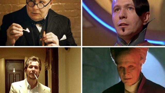 Gary Oldman career