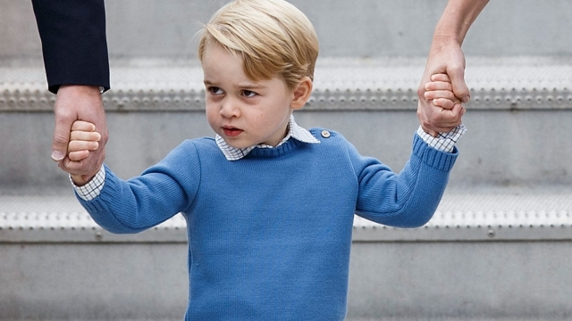The tradition of following our parents into the workplace is slowly dying out - although Prince George won't be exempt from it (Andrew Chin/Getty Images)