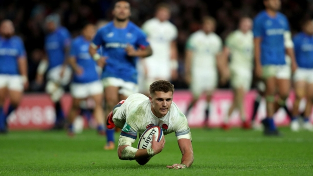 Henry Slade and Eliot Daly would be bold picks in midfield for England (Getty Images)