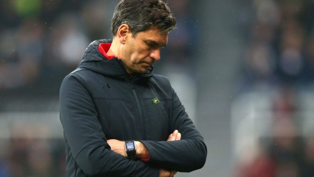 Take in the final eight matches of last season and in their last 38 games Southampton have taken 34 points. That is relegation form (Getty Images)