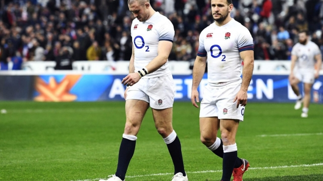 English rugby supporters thought they had everything ginger-peachy. Now Eddie Jones has a whole host of problems to fix before the World Cup (Getty Images)
