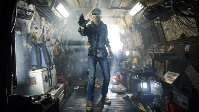 Ready Player One Film Still Warner Brothers https://mediapass.warnerbros.com/