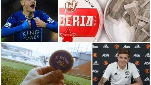 Snus has been banned from sale in the UK since 1992 but is prevalent in football (Getty Images/Instagram)