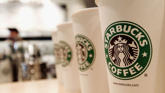 Starbucks aims to unveil the 'groundbreaking' coffee cup within the next three years (Photo: Getty Images)