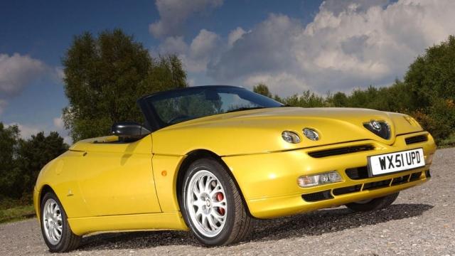 "Alfa Romeo Spider: ""Rust isn't common on these cars"""
