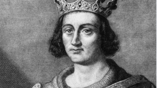 King Louis IX of France, (1215 - 1270) (Getty Images)