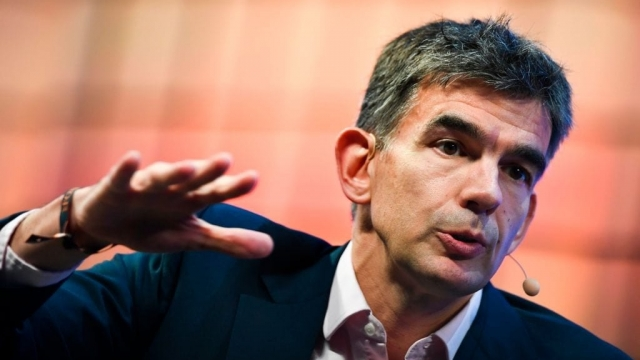 Google's EMEA business and operations president Matt Brittin, pictured in Lisbon last year, was speaking to pupils at Oasis Academy Shirley Park as part of the Speakers For Schools programme. (Photo: Patricia De Melo/AFP/Getty)