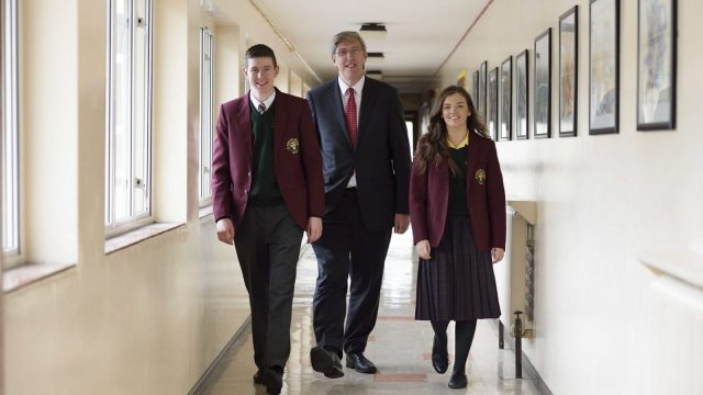 Head boys and girls are great assets to the school - and can be positive influences on their peers (Picture: Michael Cooper)