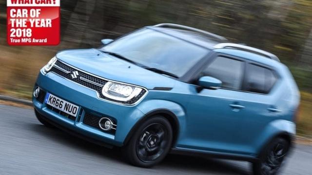 Article thumbnail: Suzuki Ignis