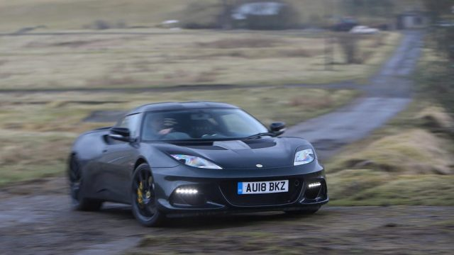 Lotus Evora GT410 Sport review