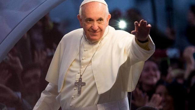 The Roman Catholic Church deems homosexuality a sin (Photo: Buda Mendes/Getty)
