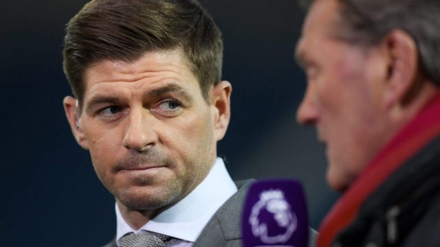 Rangers have turned their attentions to former Liverpool and England midfielder in their hunt for a new manager. Photo by Stu Forster/Getty Images.