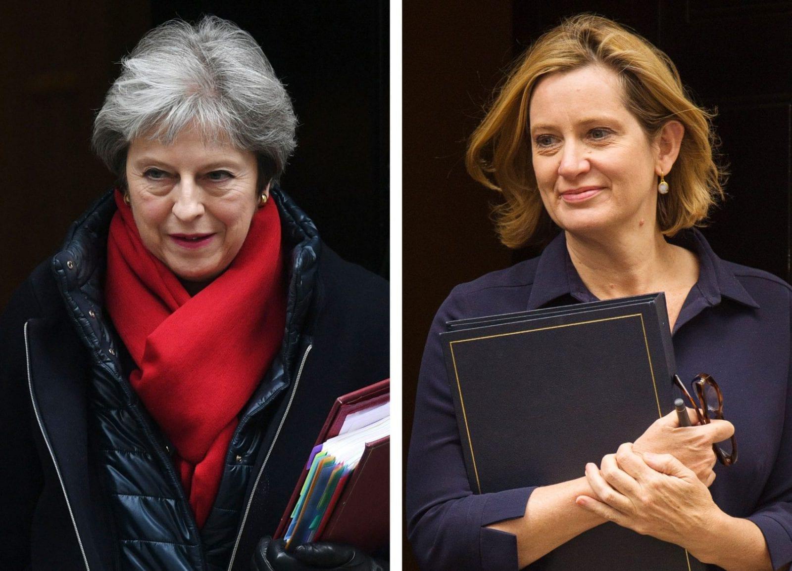 Home Secretary Amber Rudd resigns - The Speaker
